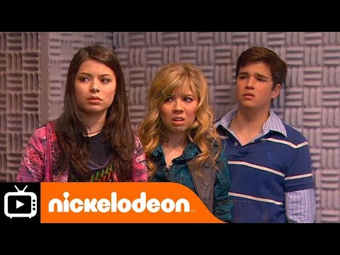 ICarly   Trapped!   Nickelodeon UK