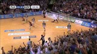 Handballkrimi in Flensburg