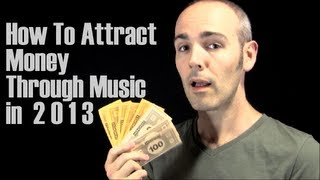 How To Attract Money Through Music in 2013-The Creative Advisor with Gregory Douglass