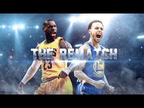 "Cavs vs Warriors - ""The Rematch"" 2016 NBA Finals Preview"