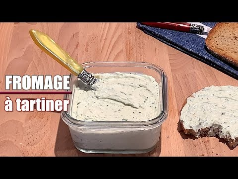 fromage-à-tartiner-maison-sans-crÈme,-très-facile-et-rapide