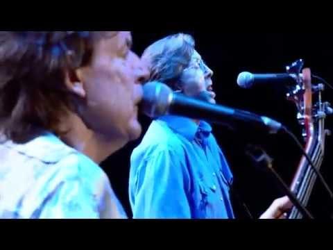 Cream Complete Reunion Concert 2005 Eric Clapton, Jack Bruce & Ginger Baker