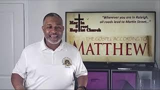 March 3, 2021 Wednesday Night Bible Study from Martin Street Baptist Church