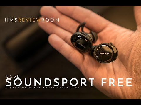 Bose Soundsport Free - TRULY Wireless Earphones - REVIEW
