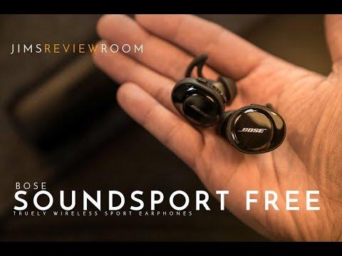 Bose Soundsport Free - TRULY Wireless Earphones - REVIEW
