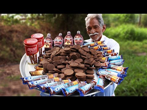 Oreo Milkshake | Tasty Oreo Cookies Milkshake Recipe | Delicious Oreo Milkshake | Grandpa Kitchen
