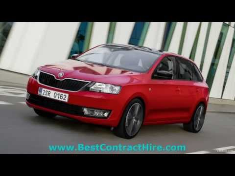 Skoda Car Leasing Offers 0800 689 0540 BestContractHire.com