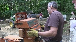 2014-06-07 Wood Mizer Saw Mill Demo By Rick Clark Of Woodgenesis Llc