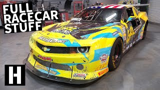Chevy Camaro Track Beast - Hoonigans Wanted Driver Levels Up!