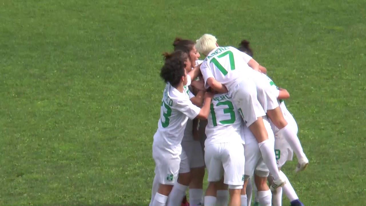 Sassuolo-Verona Femminile 2-1
