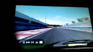 Psp pro race driver 2006