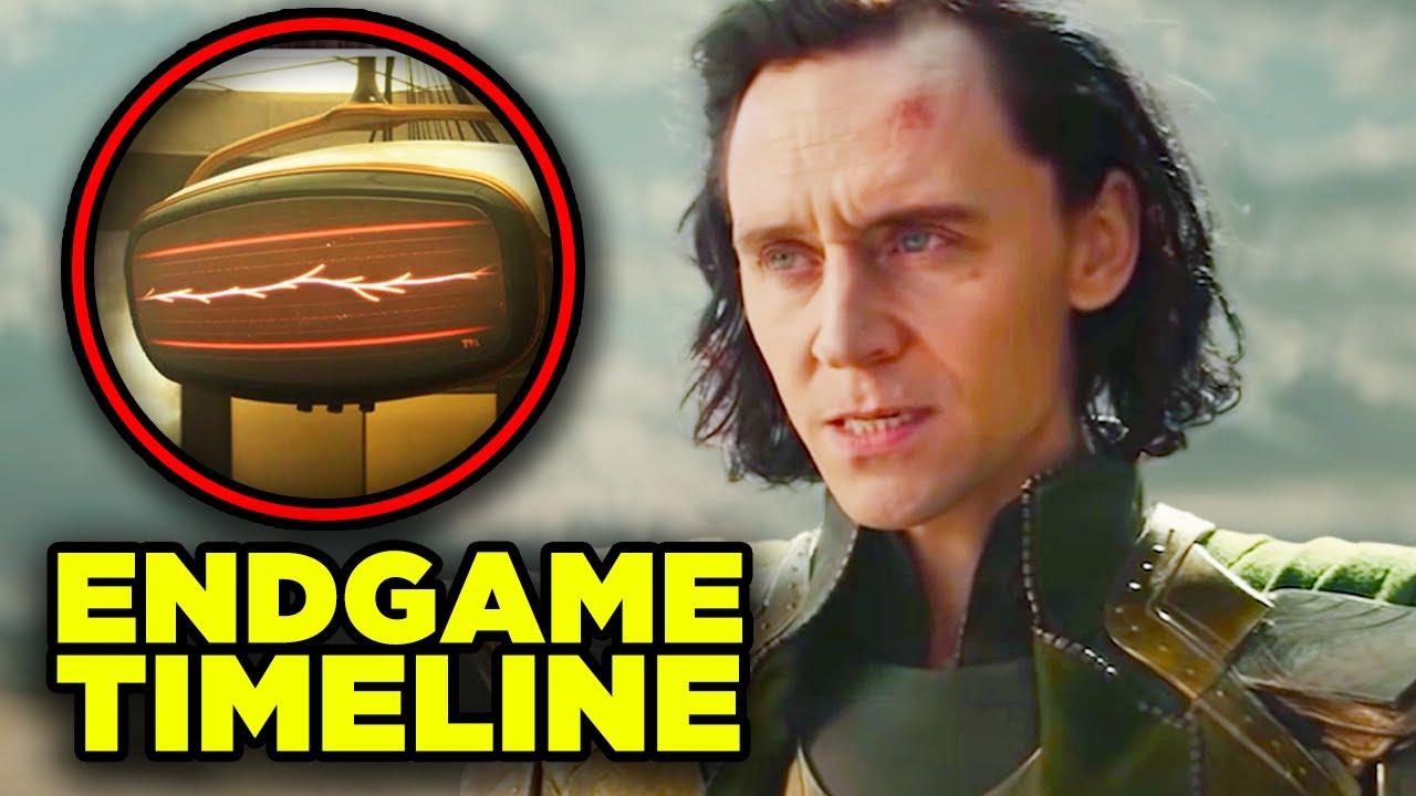 Download How LOKI Fixes Avengers Endgame's Broken Timeline