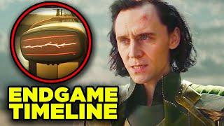 How LOKI Fixes Avengers Endgame's Broken Timeline