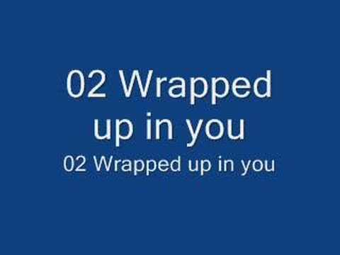 02 Wrapped up in you - Tyron Davis