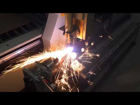 Plasma Cutting Machine With Rotary Axis