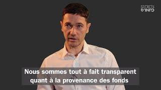 Fortune de Rifaat Al-Assad : « nous sommes transparents »