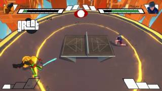 Ping Pong Fighters - Gameplay