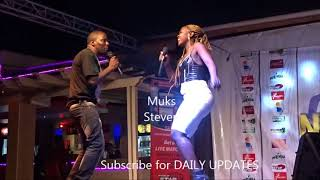 COMEDY; AMOOTI OMUBALANGUZI releases new songs in his funniest comedy MADRAT & CHIKO comedy show