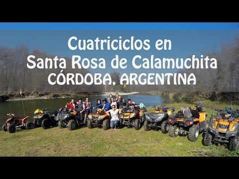Aventura en Cuatriciclos en Santa Rosa, Córdoba