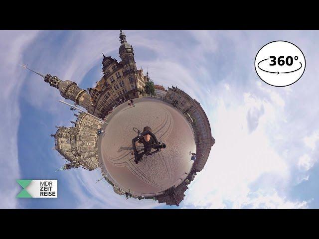 Semperoper Dresden Backstage | 360 VR Video | MDR ZEITREISE