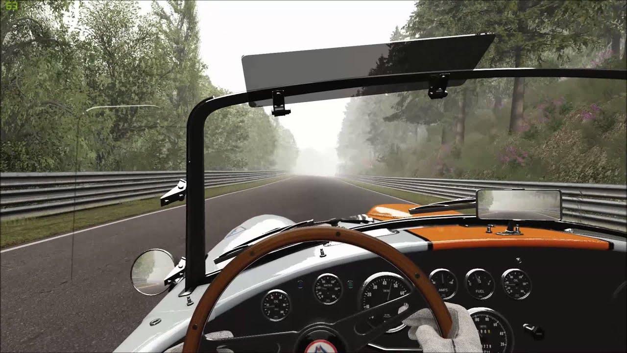 Assetto corsa 1 1 shelby 427 cobra s c nurburgring tourist