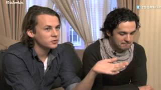 Ylvis interviewed by Zoomin TV (Netherlands)