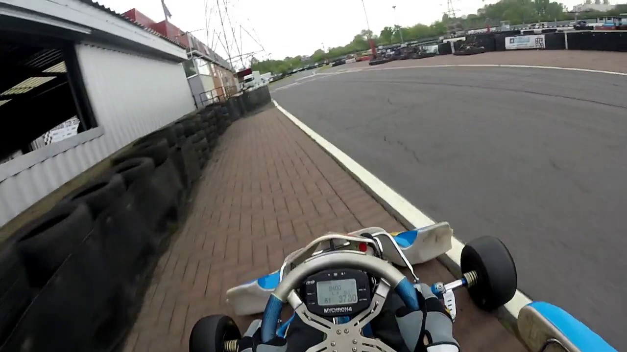 Rotax Max Senior With Nick Griggs image