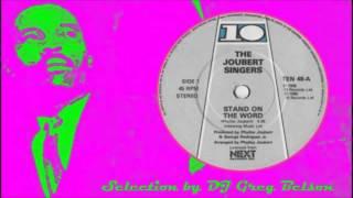 Gospel Disco 45 - Joubert Singers - 'Stand on the Word' (UK TEN label version)