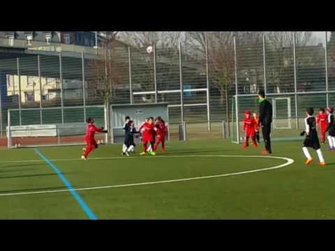 Highlights from Juelz Romeo Glenn No.8 @ SG Rot Weiss Frankfurt 01  (Soccer , Fussball ) (Full HD)