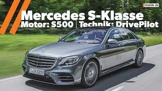 Mercedes S Klasse S500 Technik