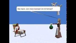 Þjóðsaga - Sálin hans Jóns míns