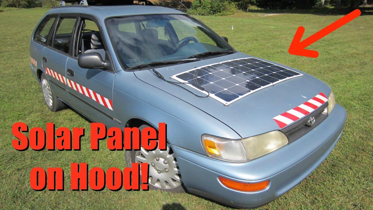 Solar Car! - YouTube