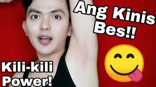 Para Makinis Ang KILI-KILI at Pumuti - DIY LANG BES!!