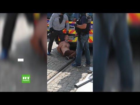 Nantes : l'homme qui aurait été étranglé par un agent de la BAC livre sa version des faits