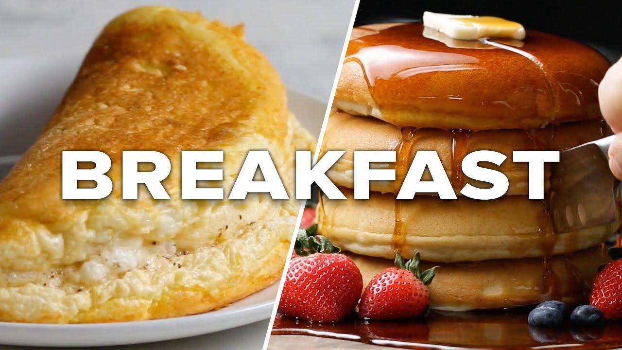 Top 5 Tasty Breakfast Recipes