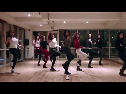 9MUSES - Glue - mirrored dance practice video - 나인뮤지스 글루 [ENG/KOR/THAI/ESP/INDO]