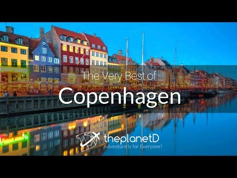 10 Awesome Things to do in Copenhagen - Sony 4k and dji Osmo