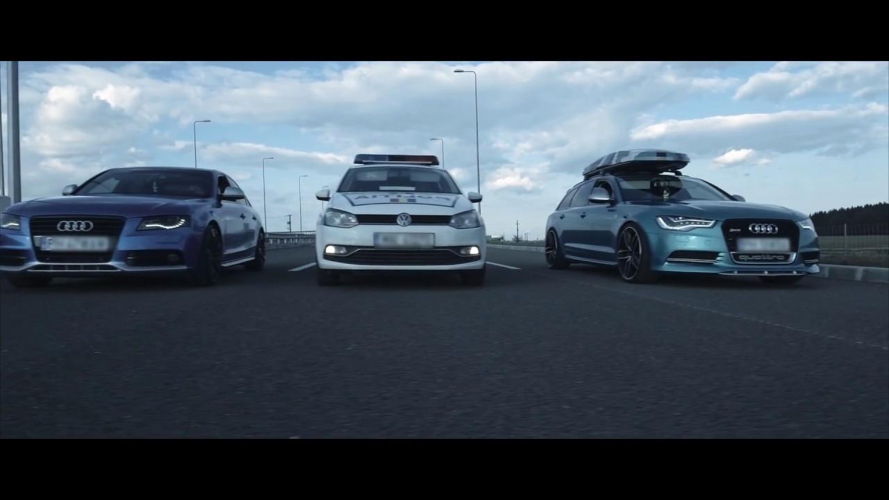 Show Off Showdown Audi A6 C7 Vs Audi A4 B8 Youtube
