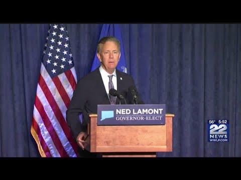 Ned Lamont now Governor-elect of Connecticut