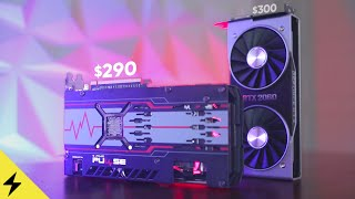 1080p 144Hz Gaming For Under $300? - RX 5600 XT vs RTX 2060 Updated Review