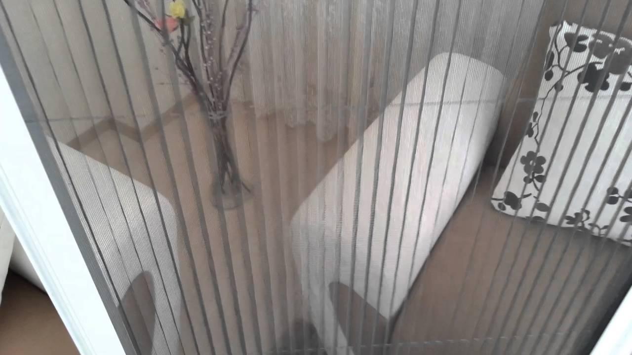 Evde Kolay Kapı Perdesi Yapımı