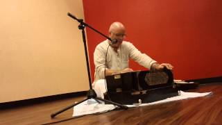 narsingh aarti at iskcon sacramento