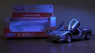 model cars lamborghini diablo sv unboxing toys