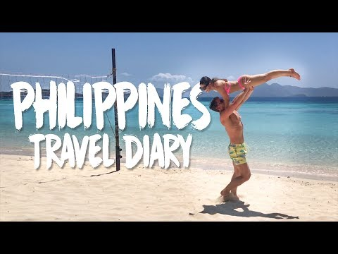 WELCOME TO PALAWAN!!! #PhilippinesVlog EP.1