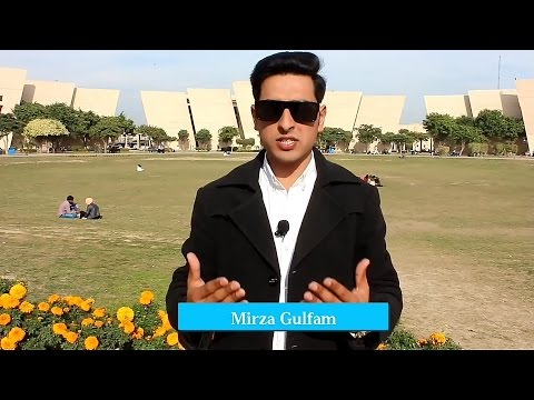 Documentary on University of Gujrat as a Host - Mirza Gulfam