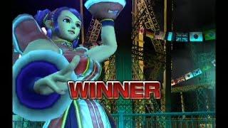 The King of Fighters Maximum Impact 2: Athena Asamiya Story Playthrough [Playstation 2, 2006]