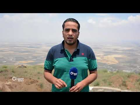 تحركات مكثفة لمليشيا أسد الطائفية في منطقة مثلث الموت شمال درعا  - 22:20-2018 / 6 / 14