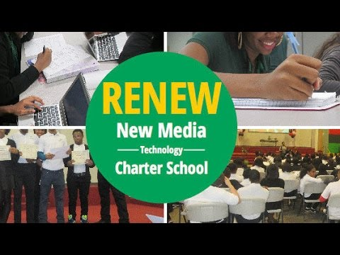 Renew New Media Technology Charter School