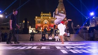 Solrac VS The Curse - Red Bull BC One Middle East Africa Final 2015