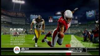 Madden NFL 10 PlayStation 3 Guide-Achievement/Trophy -